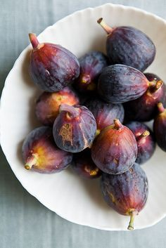 In Season - September. Figs are not just for Christmas. They are the perfect bite sized canape which can also be served sweet or savory.