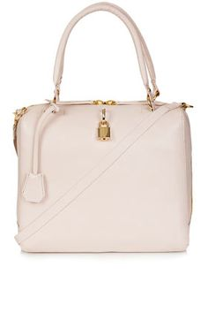 Top handle structured bag pick - Topshop