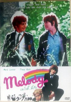 MELODY [1971] Jack Wild, Mark Lester, Tracy Hyde, Bee Gees [music] Classic DVD