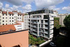 Un immeuble de logements de standing au coeur du 6ème arrondissement de Lyon, par ARCHIGROUP