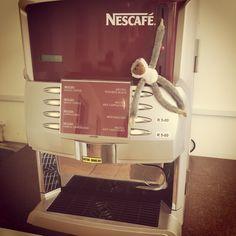Coffee monkey! #oxbridgeacademy #oxbridgeacademysa #obi #distancelearning #collegemascot #mascot #studybuddy #support