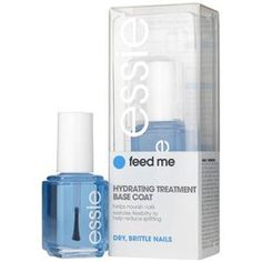 Essie Base Coat - Nourish Me (Feed Me) Intense Hydration
