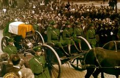 Funeral of Michael Collins, Aug 1922