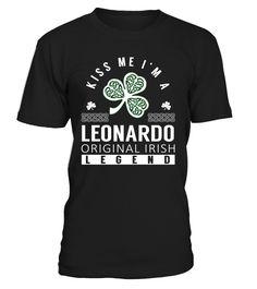 LEONARDO Original Irish Legend