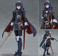 Figma 245 Lucina Fire Emblem Awakening Anime Figure Max Factory JPN  PRE-ORDER  Figure central now accepting pre-order! Will be available in Australia mid May 2015.