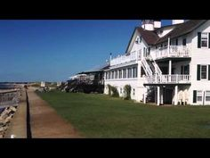 Lighthouse Inn Cape Cod MA Situated on nine secluded oceanfront acres, the Lighthouse Inn offers a private sandy beach, heated pool, tennis, children's activity program and a full service restaurant with panoramic ocean views.  Accommodations are provided in Cape-style guest houses and one-,two- and three- bedroom cottages.