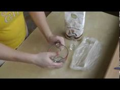 Založení kvásku - YouTube Bread Recipes, Vegan Recipes, Recipe Mix, Home Baking, Russian Recipes, Bakery, Food And Drink, Cooking, Youtube