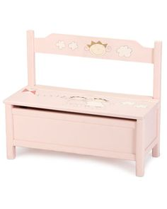 toy chest, bench style