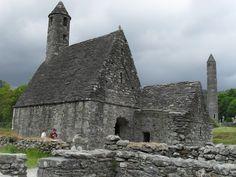 Glendalough - County Wicklow