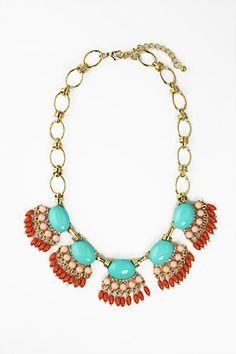 Bohemian Summer Necklace