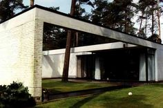 Vanhout & Schellekens (1963), Vosselaar België   Erfgoed Vlaanderen