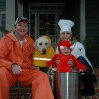 35 idées de costumes en famille pour avoir le plus de bonbons possible à l'Halloween!