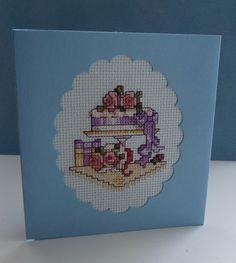открытка Happy Birthday, desined by Sue Cook