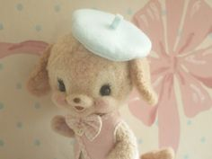 oh so wonderfully cute... Japanese animal figure
