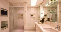nicho dividido banheiro - Pesquisa Google