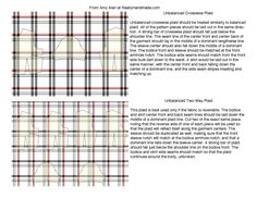 Perfecting Your Plaid Cutting and Matching / Amy Alan / Really Handmade