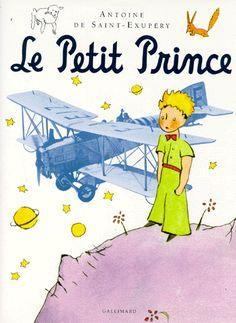 Le Petit Prince, Antoine de Saint-Exupéry