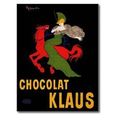 Leonetto Cappiello - Chocolat Klaus, 1903 - next picture