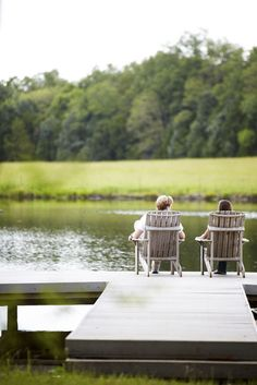 Really love how peaceful this picture looks, great place to relax and curl up with a good book. #indigo #perfectsummer