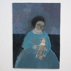 woman + child