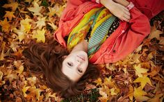 """Junip """"line of fire"""" (eclettica volume Autumn Photography, Photography Poses, Model Girl Photo, Fall Senior Portraits, Stuff To Do, Things To Do, Girl Falling, Fall Photos, Fall Trends"""