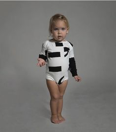 playful and a bit cheeky, our black punctuation onesie is a must-have for every #nununu baby
