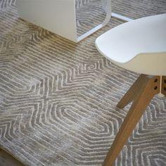 Roxburgh Linen Rug design by Designers Guild