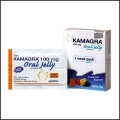 Get that Extra Power with Kamagra Oral Jelly