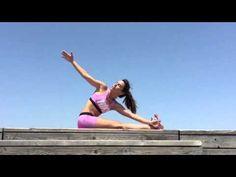 Ejercicios espalda sana especial para mamis - YouTube