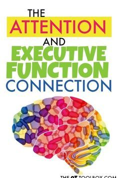 Attention and executive functioning skills are deeply connected. For the child with ADHD or ADD, executive functioning skills can interfere with school tasks, home, and daily functions. #attention #kids