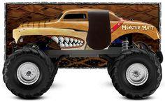 Traxxas - Monster Mutt (#3602R)