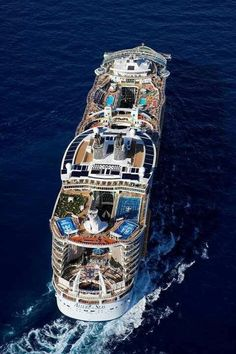 Allure of the Seas - 2013....4 weeks from today!  Can't wait!  Starbucks and a park and a carousel....oh, my!