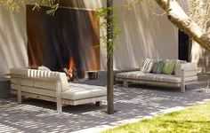 patio pallet furniture - Google Search