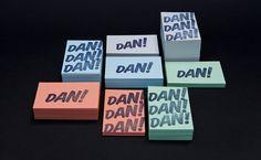 Dan! / Alex Dalmau | Design Graphique