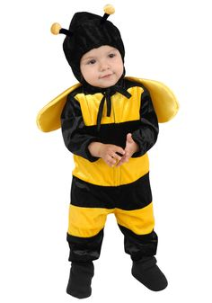 bumble bee toddler costume | ... Animal Costumes Child Insect / Animal Costumes Baby Bumble Bee Costume