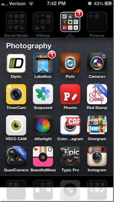 Best Photo Editing Aps for the iPhone