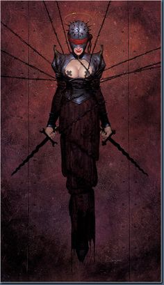 Gerald Brom ~ Misery's Child - Bing Images