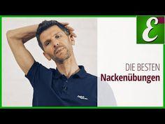 Die besten Nackenübungen - Nackenverspannungen lösen - YouTube