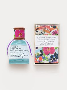 Eau de Parfum - Arboretum | Library of Flowers. I give this one 10 stars. Simply fantastic. Some florals are so sweet I can't stand them but not this one. This one is a soft pleasant clean scent.