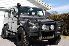 Magnifique Land Rover Defender Diesel
