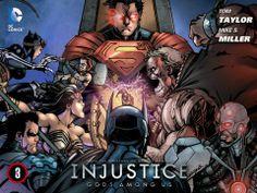 The Joker crosses the line...  Injustice: Gods Among Us - Episode 3  #batman #superman #dccomics #madefire #motionbooks