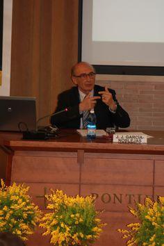 Prof. J.J.García-Noblejas, Pontificia Universita della Santa Croce