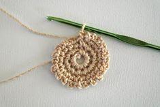 DMMU: Gratis haakpatroon: Boodschappen-netje! Chrochet, Crochet Earrings, Knitting, Peace, Bags, Crochet, Tricot, Breien, Knit Crochet