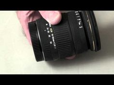 Camera Lenses Explained: Everything you need to know about a camera lens (for beginners)