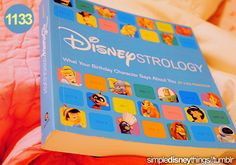 Ok, I definitely, absolutely must have this! Your birthday identifies you with a Disney character you're most like.
