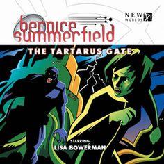 The Tartarus Gate audio cover.