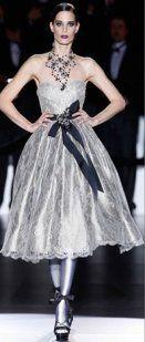 Estilo vintage para invitadas | Preparar tu boda es facilisimo.com