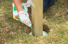 Jobs that once needed instant concrete, like putting ina new washing line, mailbox or fence, can now be done much quicker and easier thanks to Sika's new Post Fix. Suitable for wood, PVC, metal or concrete posts, Sika Post Fix turns big projects into easy DIY jobs. So rather than using 60 kilograms of instant …