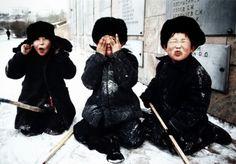 Siberia, 1989.
