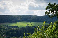 """Böser Kleef – Harz » Der """"Böse Kleef"""" liegt oberhalb des Bodetals und ist eine Felsform ..."""